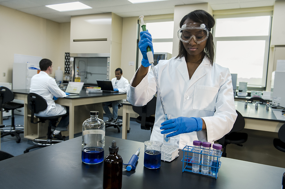Biotechnology Laboratory Sciences Associate in Science (A.S.) degree at Valencia College, Orlando, Florida